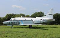 62-4487 - North American CT-39A