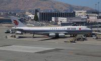 B-2481 @ SFO - Air China