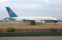 B-6139 @ LAX - China Southern - by Florida Metal