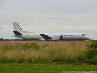 G-CIEC @ EDDL - Saab Scania 2000 - T3 EZE Eastern Airways - 2000-037 - G-CIEC - 01.07.2016 - DUS