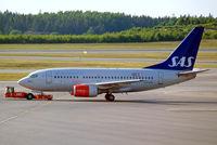 LN-RRR @ ESSA - LN-RRR   Boeing 737-683 [28309] (SAS Scandinavian Airlines) Stockholm-Arlanda~SE 06/06/2008 - by Ray Barber