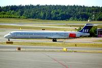LN-RMR @ ESSA - LN-RMR   McDonnell Douglas DC-9-81 (MD81) [53365] (SAS Scandinavian Airlines) Stockholm-Arlanda~SE 06/06/2008