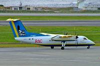 JA8973 @ ROAH - JA8973   De Havilland Canada DHC-8Q-103 Dash 8 [501] (Ryukyu Air Commuter (RAC)) Okinawa-Naha~JA 01/11/2005