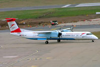 OE-LGC @ EGBB - OE-LGC   De Havilland Canada DHC-8Q-402 Dash 8 [4026] (Austrian Arrows) Birmingham Int'l~G 18/03/2006 - by Ray Barber