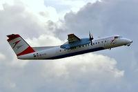 OE-LTG @ LOWW - OE-LTG   De Havilland DHC-8Q-314B Dash 8 [438] (Austrian Arrows) Vienna-Schwechat~OE 12/09/2007