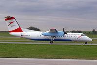 OE-LTG @ LOWW - OE-LTG   De Havilland DHC-8Q-314B Dash 8 [438] (Austrian Arrows) Vienna-Schwechat~OE 13/09/2007