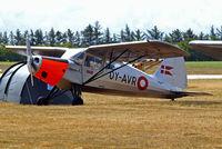 OY-AVR @ EKVJ - OY-AVR   S.A.I. KZ VII U-4 Laerke [176] Stauning~OY 14/06/2008