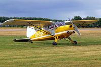 OY-DSB @ EKVJ - OY-DSB   S.A.I. KZ.VII U-8 Laerke [191] Stauning~OY 14/06/2008