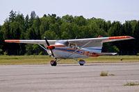 SE-IFF @ ESKB - SE-IFF   R/Cessna F.172N Skyhawk [1969] Stockholm-Barkarby~SE 07/06/2008