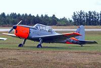 OY-ATR @ EKVJ - OY-ATR  De Havilland Canada DHC-1 Chipmunk 22 [C1/0802] Stauning~OY 14/06/2008