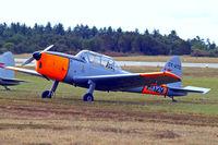 OY-ATO @ EKVJ - OY-ATO   (P-129) De Havilland Canada DHC-1 Chipmunk 22 [C1/0108] Stauning~OY 14/06/2008