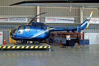 CC-CWI @ SCEL - CC-CWI   MBB/Bolkow Bo.105CB [S-193] (Aerocardal) Santiago-Arturo Merino Benitez Int'l~CC 27/03/2012 - by Ray Barber