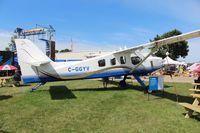 C-GGYV @ OSH - Morovan Z400