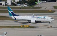 C-GRAX @ FLL - West Jet