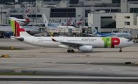 CS-TOX @ MIA - TAP Air Portugal - by Florida Metal