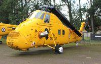 XR528 - Westland Wessex HC.2 at the Morayvia Aerospace Centre