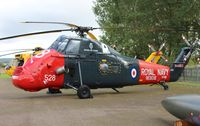XT466 - Westland Wessex HU.5 at the Morayvia Aerospace Centre