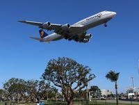 D-ABYI @ LAX - Lufthansa