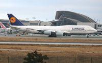 D-ABYR @ LAX - Lufthansa