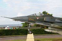 A113 @ LFSI - Sepecat Jaguar A, Preserved at St Dizier-Robinson Air Base 113 (LFSI) - by Yves-Q