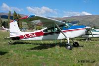 ZK-DBA @ NZWF - Skyfarmers Aviation Ltd., Ashburton