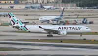 EI-GGR @ MIA - Air Italy - by Florida Metal
