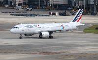 F-GKXQ @ MIA - Air France