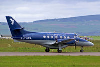 G-FARA @ EGPE - G-FARA   BAe Jetstream 3112 [740] (Highland Airways) Inverness (Dalcross)~G 03/06/2009 - by Ray Barber