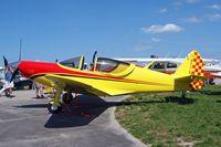 N217LP @ KLAL - N217LP   Temco Globe GC-1B Swift Lopresti Fury [310] Lakeland-Linder~N 14/04/2010 - by Ray Barber