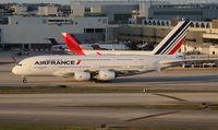 F-HPJF @ MIA - Air France
