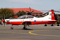 2023 @ FAYP - 2023   Pilatus PC-7 II Astra [0123] (South African Air Force) Ysterplaat~ZS 23/09/2006 - by Ray Barber
