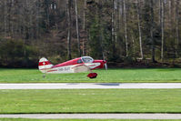HB-SUT @ LSPL - Taking-off from Langenthal-Bleienbach