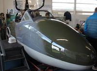XD425 - DH.115 Vampire T.11 at the Morayvia Aerospace Centre