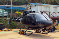 ZS-RNL @ FAVG - ZS-RNL   Eurocopter AS.350B3 Ecureuil [3420] Durban-Virginia~ZS 18/09/2014