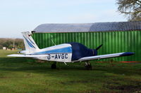 G-AVGC @ X3FT - Parked at Felthorpe.