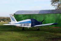 G-AVGC @ X3FT - Parked at Felthorpe.