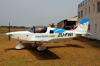 ZU-FWI @ FAVG - ZU-FWI   Airplane Factory Sling 2 [106] ( Durban Aviation Centre) Durban-Virginia~ZS 18/09/2014 - by Ray Barber
