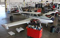ZS-NTG @ KRFD - Piper PA-30