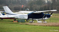 G-TPSL @ EGHP - At Popham - by Clive Pattle
