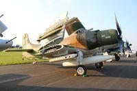 N2AD @ OSH - AD-1 Skyraider