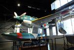565 - Kawanishi N1K1 Kyofu REX, at the National Museum of the Pacific War, Fredericksburg TX