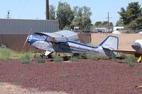 N31LP - Kitfox at Boron Aviation Museum Boron California