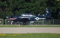 N34CC @ OSH - T-34C-1