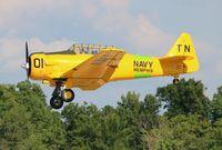 N66WP @ OSH - T-6G Texan
