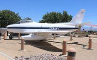 N91FS @ PMD - F-86 MK5