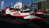 N102PA @ ORL - Mooney M20U - by Florida Metal