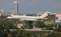 N146QS @ FLL - Net Jets