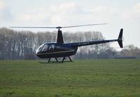 G-GATT @ EGLM - Robinson R44 Raven II at White Waltham. - by moxy