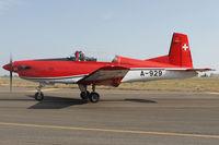 A-929 @ LMML - Malta International Airshow 2011 - by Roberto Cassar