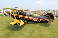 N160FU @ OSH - Pitts S-2B